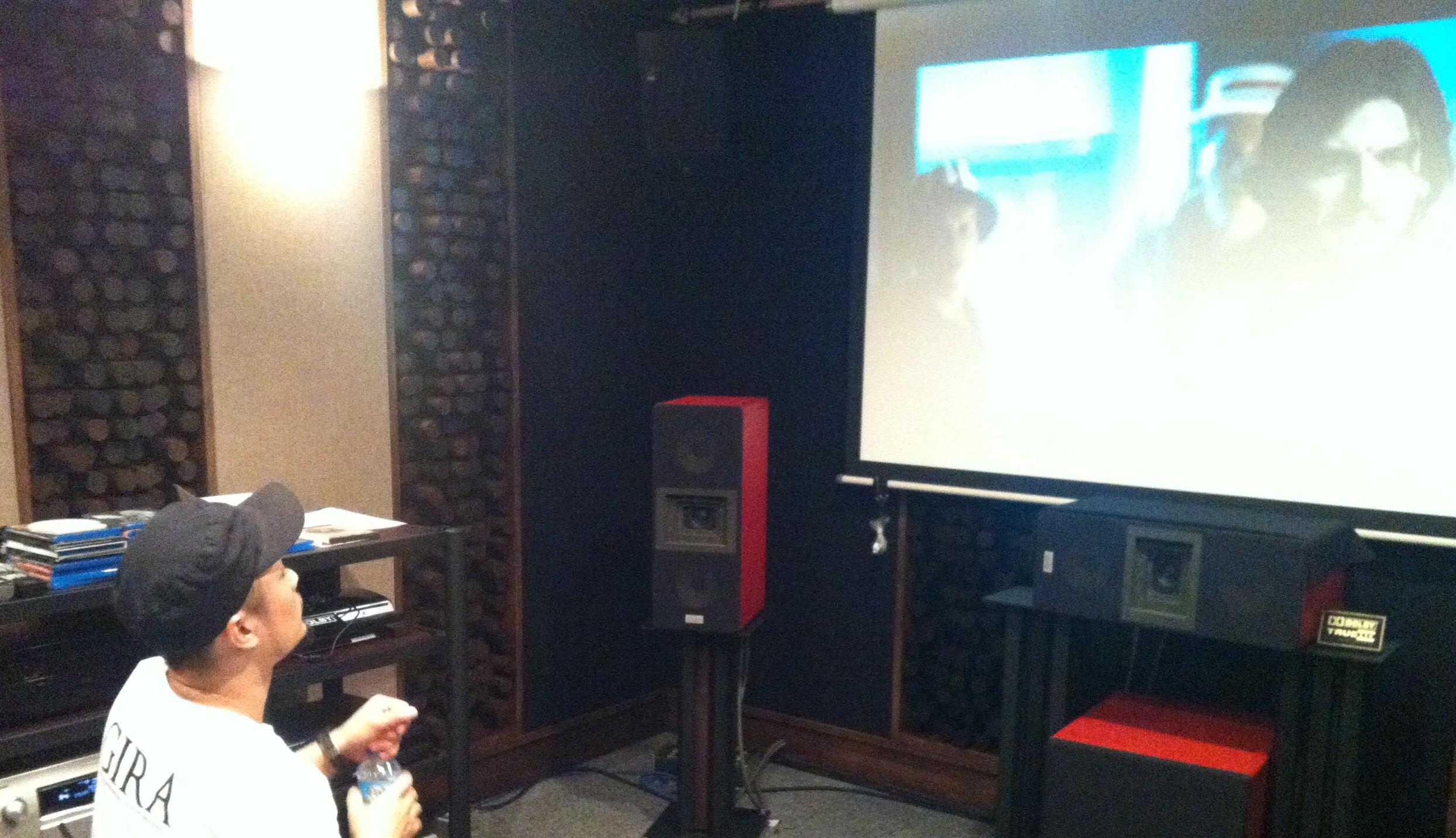 Dolby Japan 視聴室