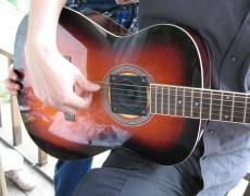 Guitar speaker (2011)