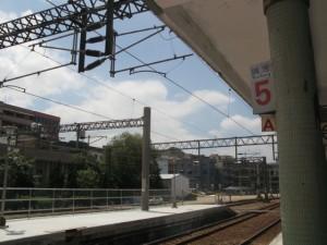 瑞芳駅到着!