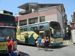 立派なバス