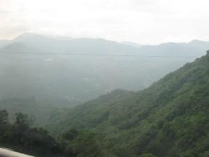 ガンガン山を登る!