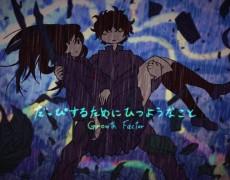 GEIDAI ANIMATION 05GO 「だっぴするためにひつようなこと」 (2014)